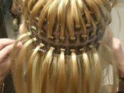 hajhosszabbítás hőillesztéssel